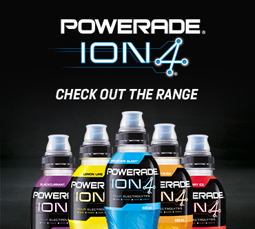 powerade � beverages plus